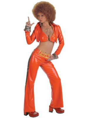 Foxxy Cleopatra Austin Powers Costume  ASTN03