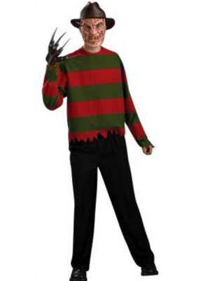Freddy Krueger Costume Set - Official Merchandise