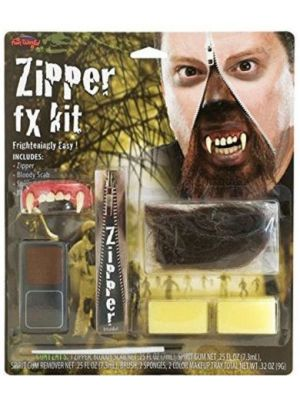 FunWorld Zipper FX Kit Werewolf FW-5609-W