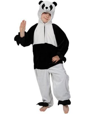 Funny Jungle Panda Kids Costume  KA-4418