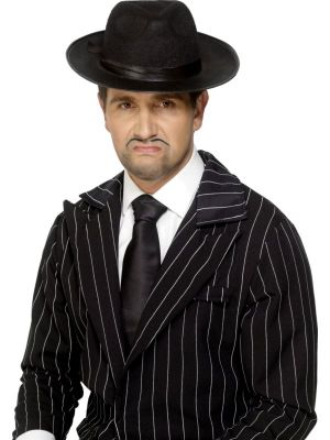 Gangster Tie Black