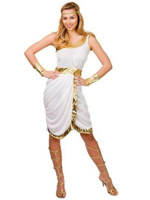 Glamorous Greek Lady Costume  EF-2172