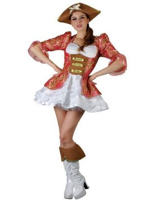 Glamorous Pirate Costume  SF-0059