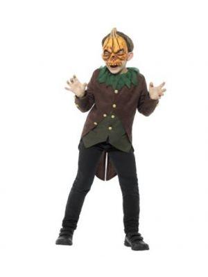 Goosebumps Jack-o-Lantern Costume  42946