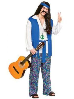 Groovy Hippie Costume  EM-3238
