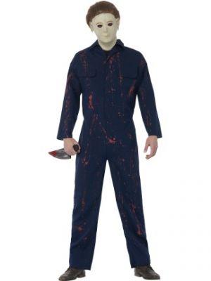 Halloween H20 Michael Myers Costume Smiffys  27159