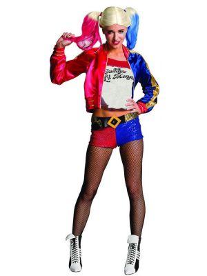 Harley Quinn Adult Costume  820118