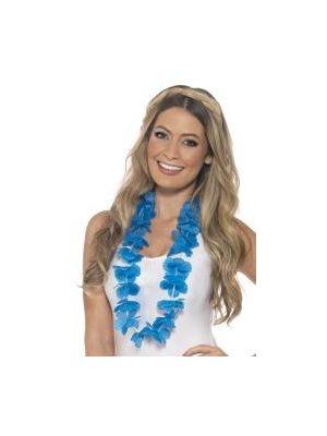 Hawaiian Lei Blue 45561