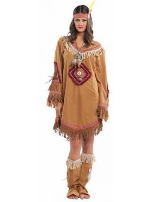 Indian Woman Costume  4457