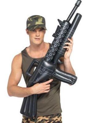Inflatable Machine Gun 39512