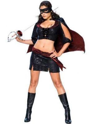 Lady Zoro Costume  888654
