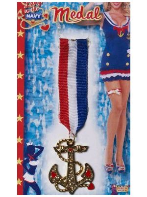 Lady in the Navy Medal 68411