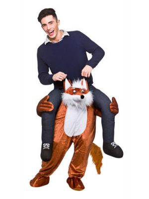 Fantastic Fox Carry Me Character MA-8701