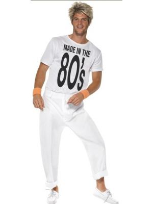Made in 80's Costume  38488
