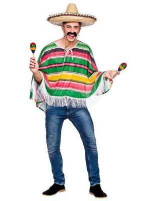 Mexican Bandit Poncho EM-3225