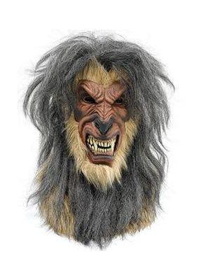 Midnight Werewolf Mask BM341