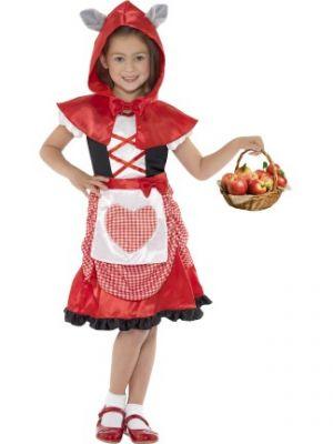 Miss Hood Costume  41100