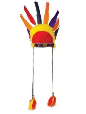 Native Indian Headdress AC-9170