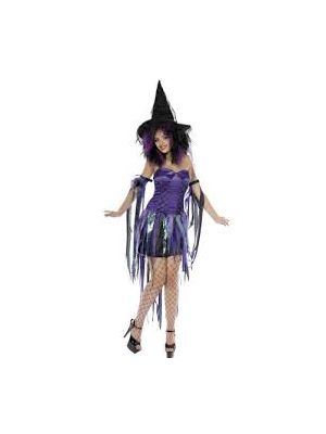 Naughty Witch Costume  32937