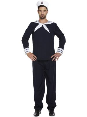 Navy Sailor Costume  U36 103