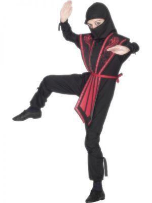Ninja Kids Costume  25081