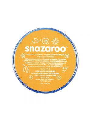Ochre Yellow Snazaroo 18ml Face Paint 1118244
