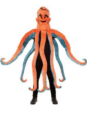 Octopus Mascot Costume  AC872