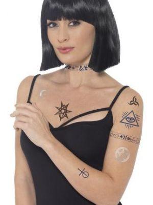 Ocult Tattoo Transfers 45586