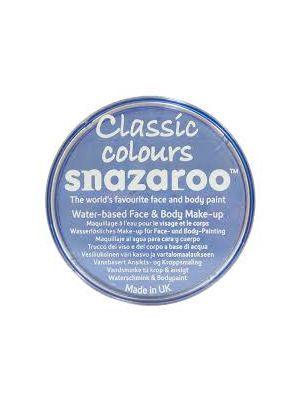 Pale Blue  Snazaroo 18ml Face Paint 1118366