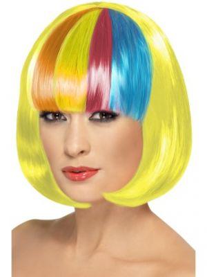 Partyrama Wig Yellow 42440