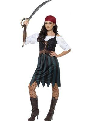 Pirate Deckhand Costume  45491