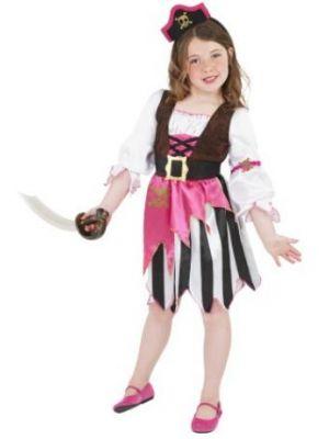 Pirate Girl Costume  38640