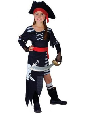 Pirate Princess Girl Costume  EG-3502