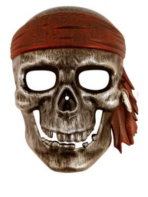 Pirate Skull Mask U52 806