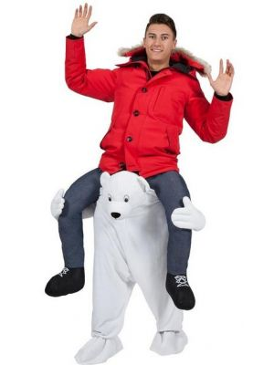 Polar Bear Carry Me Character MA-8706