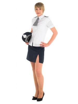 Policewoman Costume  889504