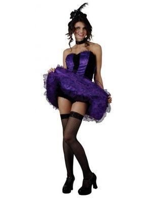 Saloon Girl Sweetie Costume  EF-2105