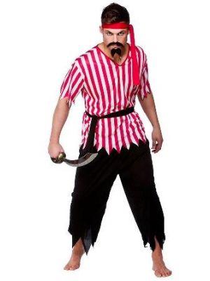 Shipmate Pirate Costume  EM-3194