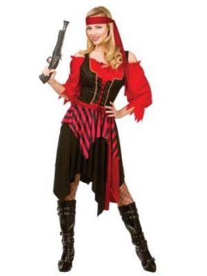 Shipwrecked Pirate Costume  EF-2158