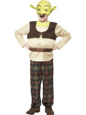Shrek Kids Costume  20490