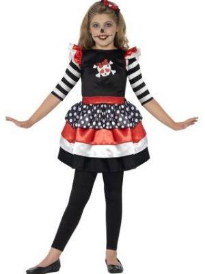 Skully Girl Costume  44288