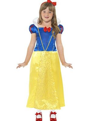Snow Princess Girl Costume  41099