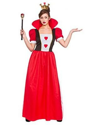 Storybook Queen Costume  EF-2224