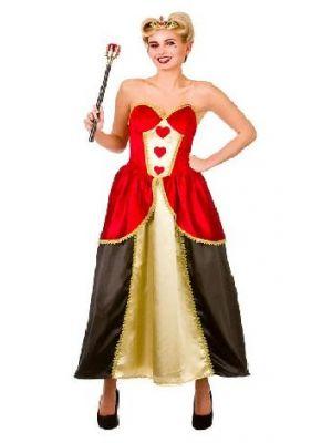 Storybook Queen of Hearts Costume  EF-2176