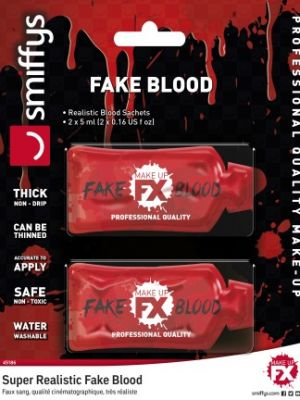 Super Realistic Fake Blood Red 45186