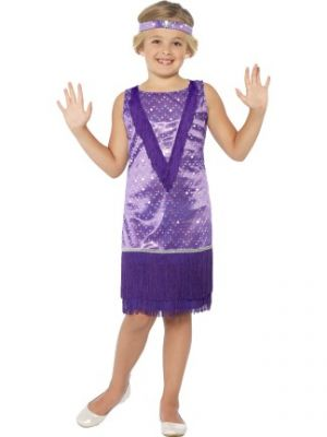 Tallulah Flapper Girl Costume  44102