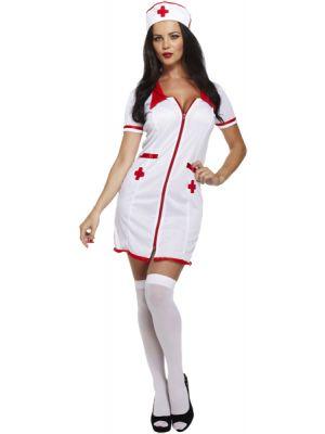 Adult sexy nurse costume Henbrandt U20157