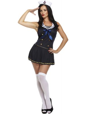 Sexy Sailor Costume U36 055