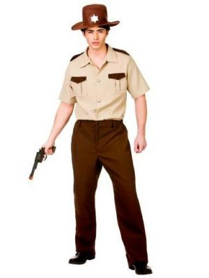US Sheriff Costume  EM-3211