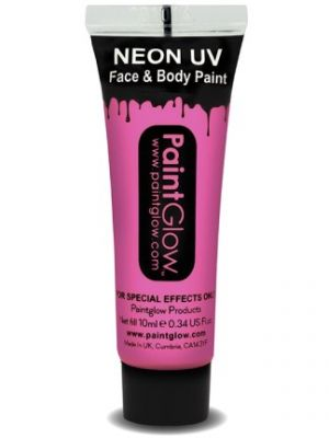 UV Face and Body Paint Baby Pink 45993